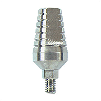 Wide anti-rotation abutment 10mm: ACA-P