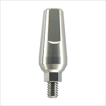 Anti-rotation abutment 10mm: W-ACA