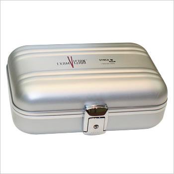 ExamVision valise en métal pour télescopes uniquement