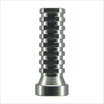 MU - Titanium sleeve 12mm: MU-TPC