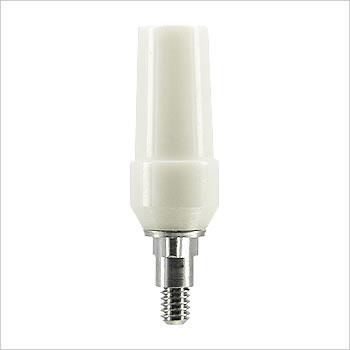 15º Zirconium/Titanium abutment 10mm: NV-ZTA 15
