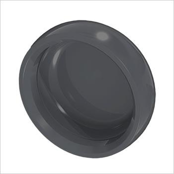 BBA-L black processing cap: PRC