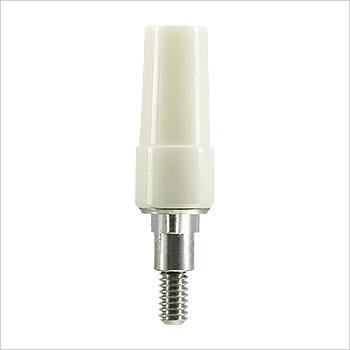 Zirconium/Titanium abutment 12mm: RV-ZTA