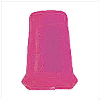 Castable plastic sleeve for T-ACA without flat surface: T-PL-R