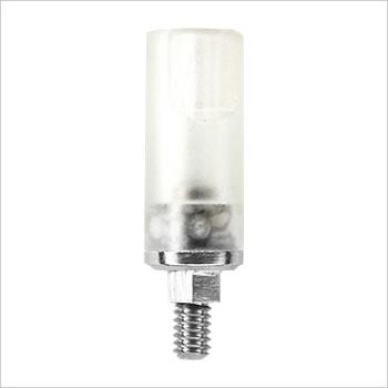 Titanium castable abutment 12mm: W-PTA