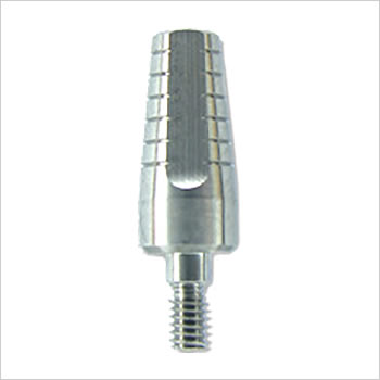 Screw-in abutment 10mm: W-SCA