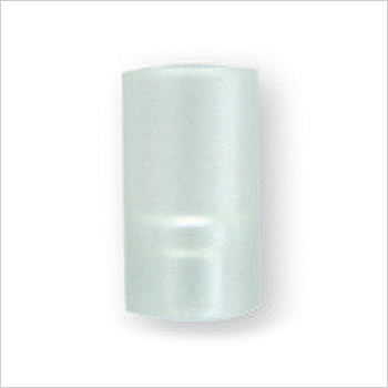 Conical plastic cylinder for screw retained work: X-CPC