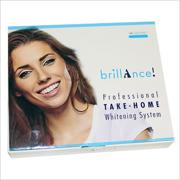 Brilliance whitening kit