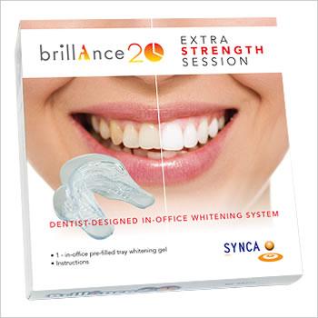 Brilliance 20 tray only kit