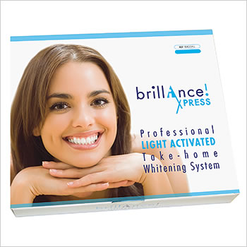 Brilliance Xpress whitening kit