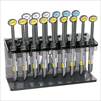 ENA HRi complete syringe kit (15 shades)