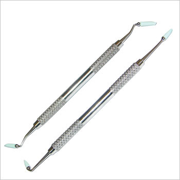 ENA brush tips with metal handle sterilizable