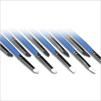 ENA silicone brush - Hard Black
