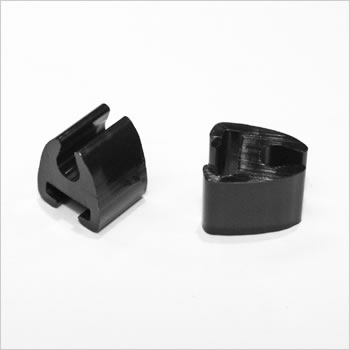 ExamVision cable clips for LED light