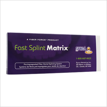 PROMOTION 3+1 Fast Splint Matrix 1:4 refill