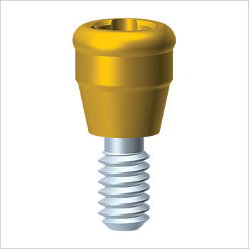 Locator® compatible abutments