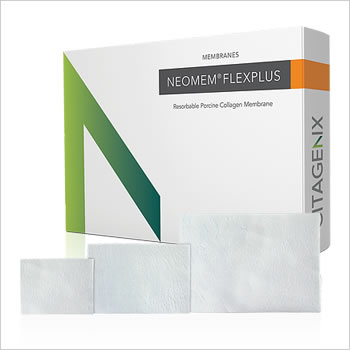 Neomem FlexPlus membrane 20 x 30mm (Quantity Prices)