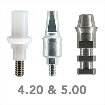 Prosthetic Elements 4.20 & 5.00