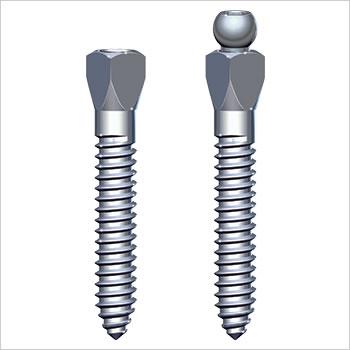 TRX-TP & TRX-BA implants